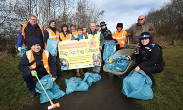 Record year for Big Spring Clean