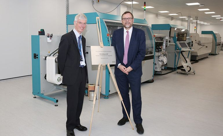 'Internet of Things' facility creates 20 new jobs in Aycliffe