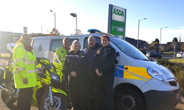 Police team up with petrol stations in crackdown on off-road bikers