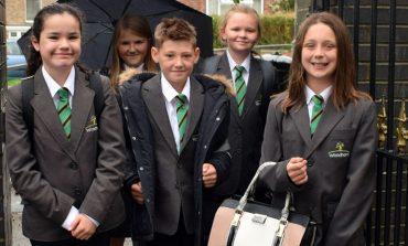 Primary school students enjoy Friendship Day at Woodham