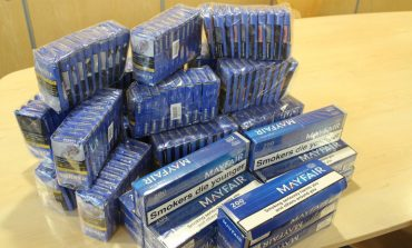 Aycliffe raids part of operation which seizes 100,000+ illegal fags