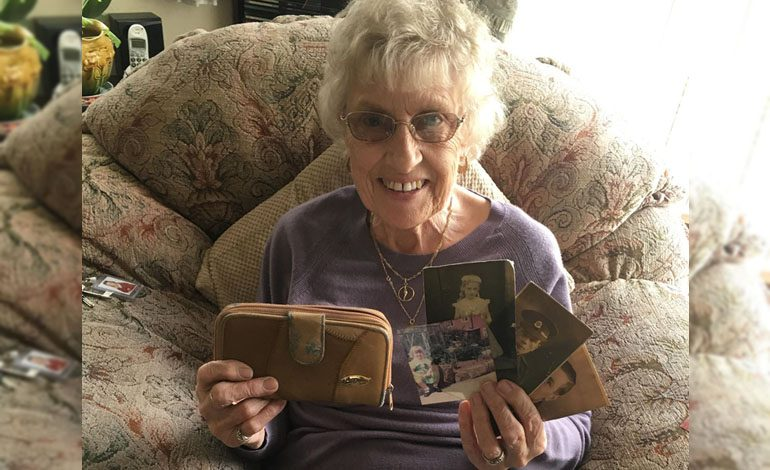 Treasured photos stolen in Aycliffe are returned to pensioner