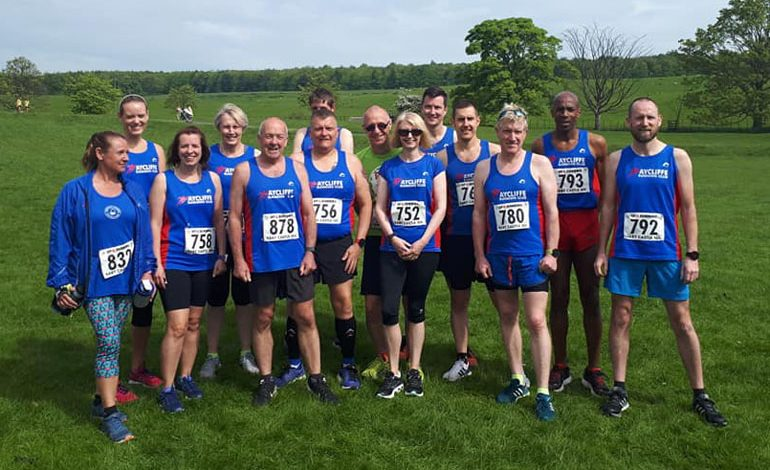Busy week for Aycliffe runners – round-up