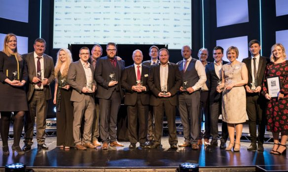 Stiller named Aycliffe Company of the Year