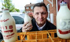 Traditional milk service takes off for Aycliffe businessman