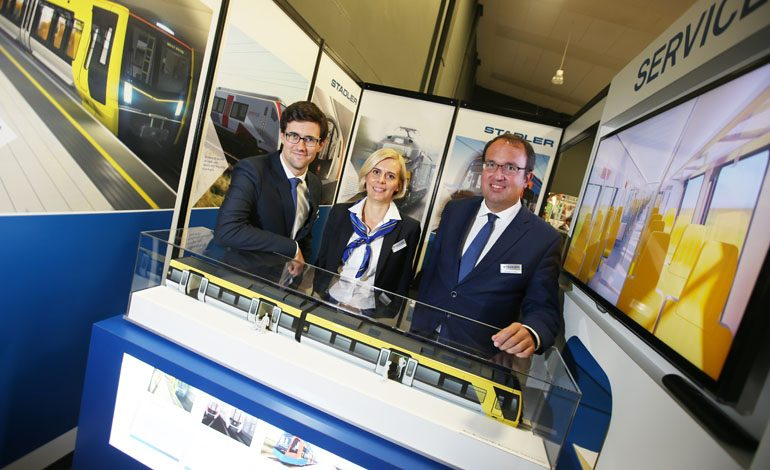 Stadler announced as EMCON headline sponsor