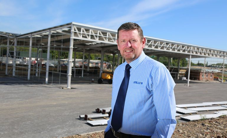 Stiller on recruitment drive again as £2m distribution centre nears completion
