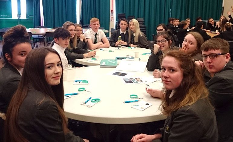 Woodham students training to become anti-bullying ambassadors