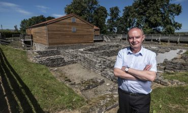 Roman fort reopens to public