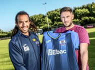 Aycliffe boss Browne signs experienced centre forward