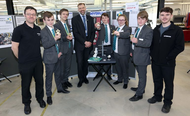 Golden career prospects at Aycliffe UTC