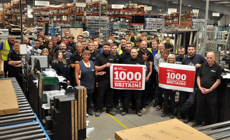 Roman one of 1,000 companies to 'Inspire Britain'