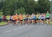 Cool conditions for 21st annual Aycliffe 10k