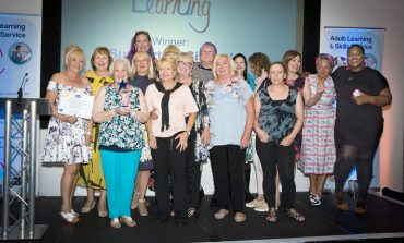 Inspirational learners celebrated at Festival of Adult Learning awards ceremony