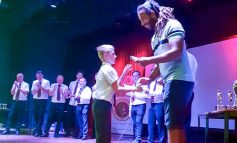 Awards dished out at Aycliffe Juniors presentation day