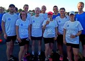 Aycliffe runners compete in Pitstop Festival at Croft circuit