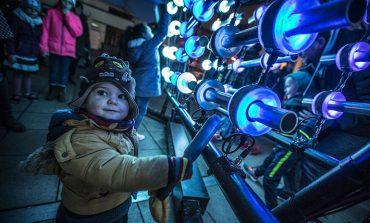 UK's largest light festival set for 10th anniversary spectacular