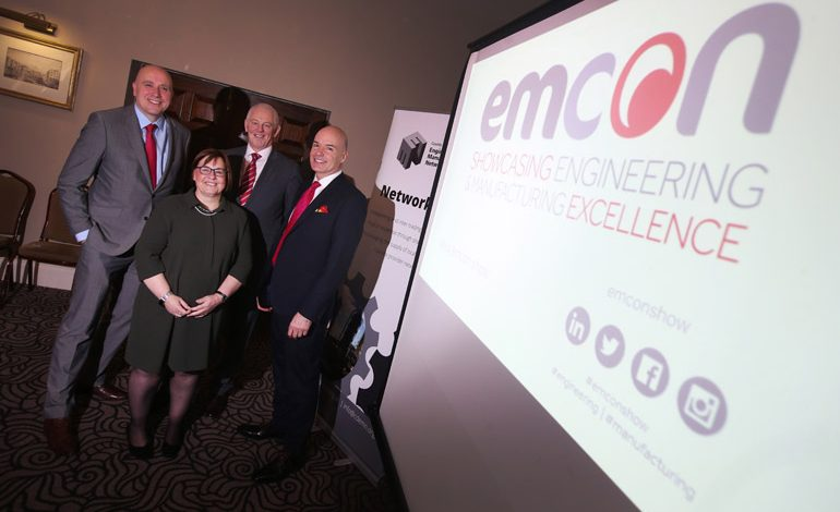Countdown to EMCON is under way as businesses book their place to exhibit