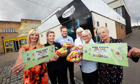 Free snacks to help fuel summer of fun for children