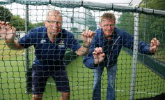 Club 'bowled over' with practice net refurbishment