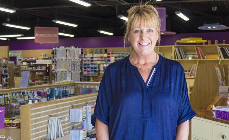 Craft company invests in retail growth with new appointment