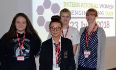 Former apprentice urges girls to consider engineering