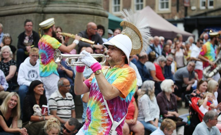 Pictures: Thousands of music fans bask in the brilliance of BRASS