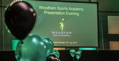 Pictures: Woodham Sports Academy annual presentation 2018