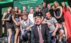 Former Academy boss praises 'outstanding' school's sports work