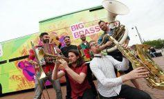Brass music festival returns for final bash in Newton Aycliffe!