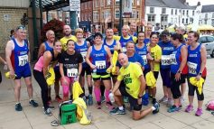Aycliffe runners in Darlington 10k