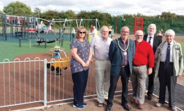 £150k Cobblers Hall play area is officially opened