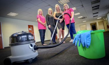 Aycliffe cleaning firm smashes target as growth up 30%