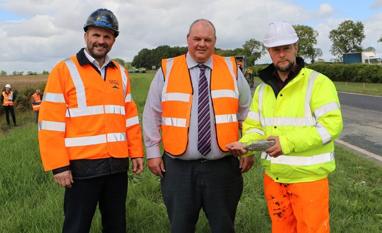 'Plastic roads' trialled in County Durham
