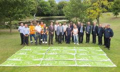 Twelve Green Flags for County Durham