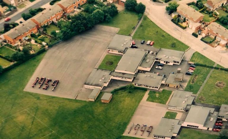 Community invited to wave 'goodbye' to old Vane Road School building