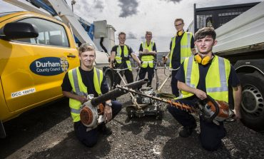Young people helped into work