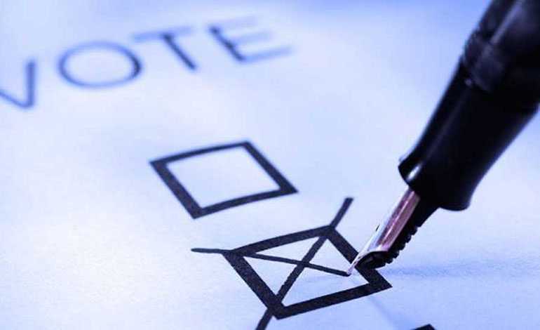 Check your voter information as part of annual survey