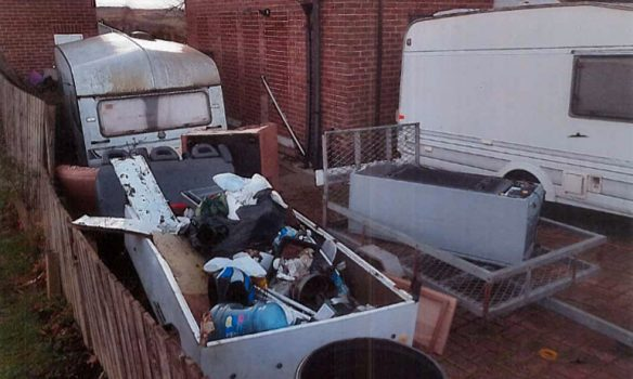 16 ordered to pay thousands for failing to remove waste