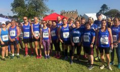 Aycliffe runners in Tees Pride 10k