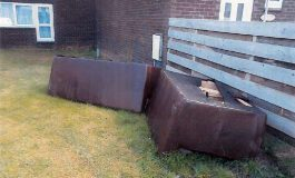 Aycliffe woman forced to pay £260 after leaving sofas in street