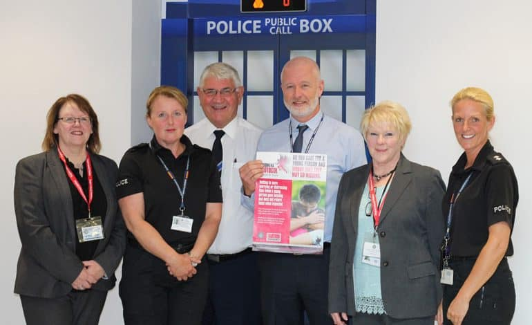 Durham Police launches 'Philomena Protocol' to safeguard young people