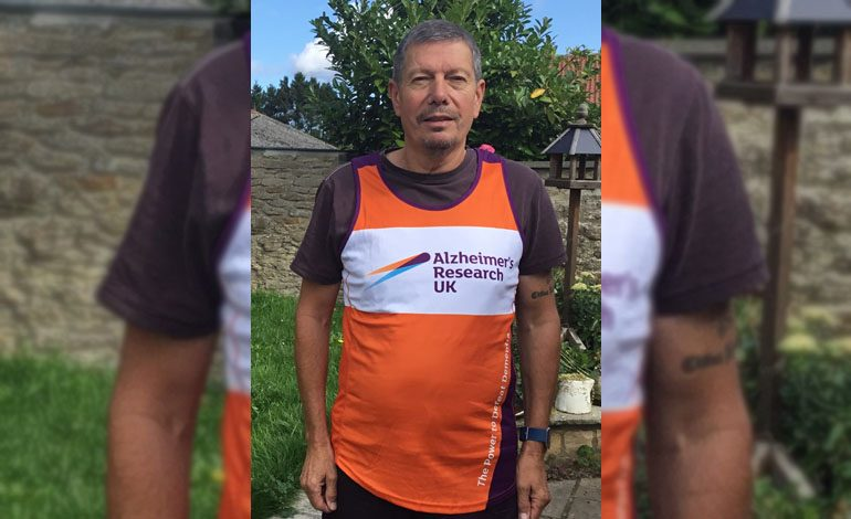 Heartbroken Newtonian to take on Great North Run in memory of late wife