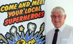 Families invited to meet 'real life superheroes'