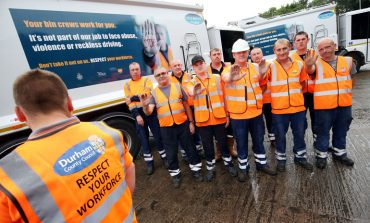 Bin crews launch respect campaign