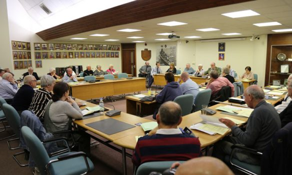 Council denies closing down financial budget survey early amid proposed tax hike
