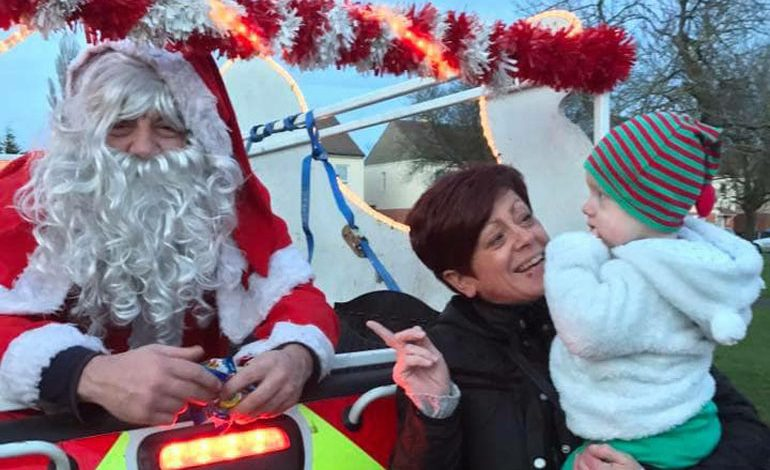 Vehicles and services offered for Aycliffe Santa Tours