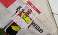 Marathon Man Dan's trilogy takes McGeary fundraising to £36k