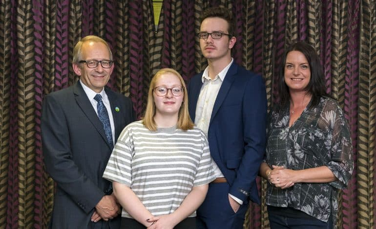 Greenfield students recognised for 100% attendance