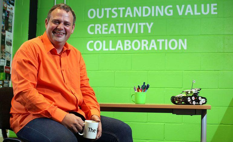 Coffee Break – with Ian Proctor
